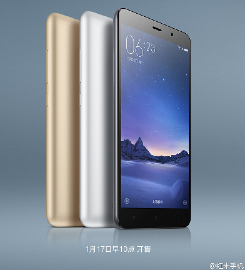 The-Xiaomi-Redmi-Note-3-Pro-is-introduced