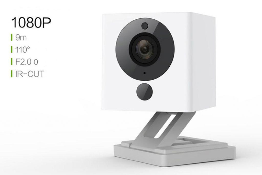מצלמת אייפי ip ביתית של XIAOMI