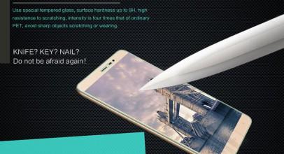 מגן מסך ל Xiaomi Redmi Note 3 pro Nillkin Amazing H+PRO